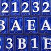 Ecco Tiles Letter Number