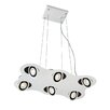 Eurofase Vision 6 Light Kitchen Island Pendant