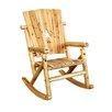 Leigh Country Aspen Pine Tree Single Rocking Chair II