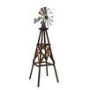 Leigh Country Char-Log Windmill II