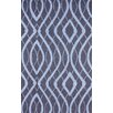 nuLOOM Barcelona Purplish Navy Lee Area Rug