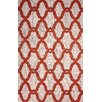 nuLOOM Heritage Red Juliet Area Rug