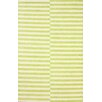 nuLOOM San Miguel Green Scully Rug