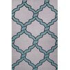 nuLOOM Varanas Light Blue Radene Rug