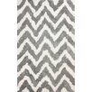 nuLOOM Cloud Gray & White Area Rug