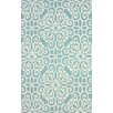nuLOOM Vista Light Blue Lahoma Rug