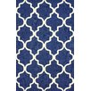 nuLOOM Varanas Navy Holly Rug