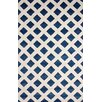 nuLOOM Filigree Blue Ombo Area Rug
