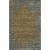 nuLOOM Filigree Brown Marco Polo Area Rug