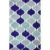 nuLOOM Emmett Hand Tufted Blue Area Rug