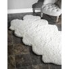 nuLOOM Quarto Pelt Faux Sheepskin Hand Tufted Natural Area Rug