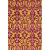 nuLOOM Aster Ikat Hand Tufted Gold Area Rug