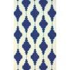 nuLOOM Moderna Blue Lana Rug
