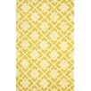 nuLOOM Varanas Yellow Edward Rug