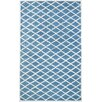 nuLOOM Venice Light Blue Vorata Rug