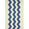 nuLOOM Flatweave Blue Morgan Rug