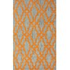 nuLOOM Brilliance Orange Samuel Rug