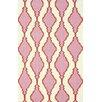 nuLOOM Moderna Pink Lana Rug