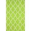 nuLOOM Serendipity Green Alana Rug