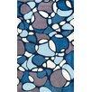 nuLOOM Fiora Blue Area Rug