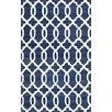 nuLOOM Lombard Blue Area Rug