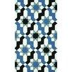 nuLOOM San Sebastian Hand Hooked Blue Area Rug