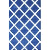 nuLOOM Fancy Blue Diania Trellis Rug