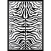 nuLOOM Safari Black and White Cyroth Area Rug