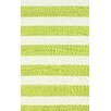 nuLOOM Serendipity Green Alina Stripes Area Rug