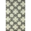 nuLOOM Gradient Carrey Black/Green Area Rug