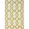nuLOOM Flatweave Mustard Willow Area Rug