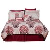 Pointehaven Luxury 12 Piece Comforter Set