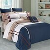 North Home Wilson 3 Piece Duvet Cover Set