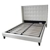 Star International King Upholstered Platform Bed