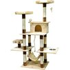"Go Pet Club 70"" IQ Box Cat Tree"