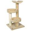 """Go Pet Club Premium 36"""" Carpeted Cat Tree"""