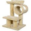 """Go Pet Club Premium 25"""" Carpeted Cat Tree"""