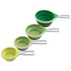 Chef'N Vibe 4 Piece Collapsible Measuring Cup Set (Set of 4)