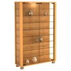 VCM Lumo Wall Mounted Curio Cabinet