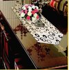 Violet Linen Silky Bombay Table Runner