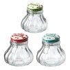 Global Amici Pet Bones 52-Ounce Meloni Hermetic Preserving Jar