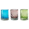 Global Amici Aruba Double Old Fashioned Glass (Set of 6)