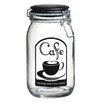 Andover Mills Bernadine 50-OunceMilan Hermetic Preserving Jar (Set of 2)