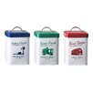 Global Amici Farmhouse Canisters (Set of 3)