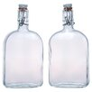 Global Amici Flask 2 Piece Decanter Set (Set of 2)