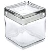 Anchor Hocking Stackable Square Jar (Set of 4)