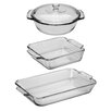 Anchor Hocking 4 Piece Bake Set