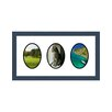 Frames By Mail Triple Oval Opening Collage Picture Frame