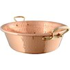 Mauviel M'passion Copper Hammered Jam Pan