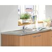 Tvilum Casa 100cm x 18cm Kitchen Sink